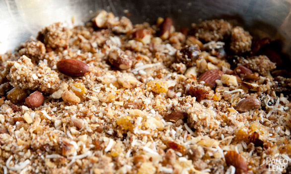 Recipe of the week - Granola bar