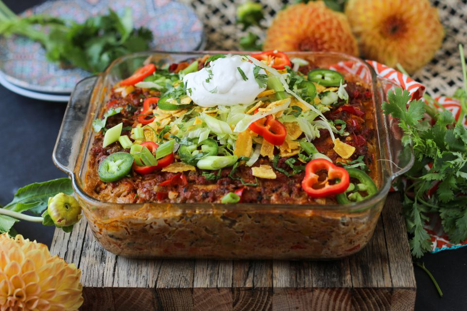 Recipe of the week - Taco Lasagna