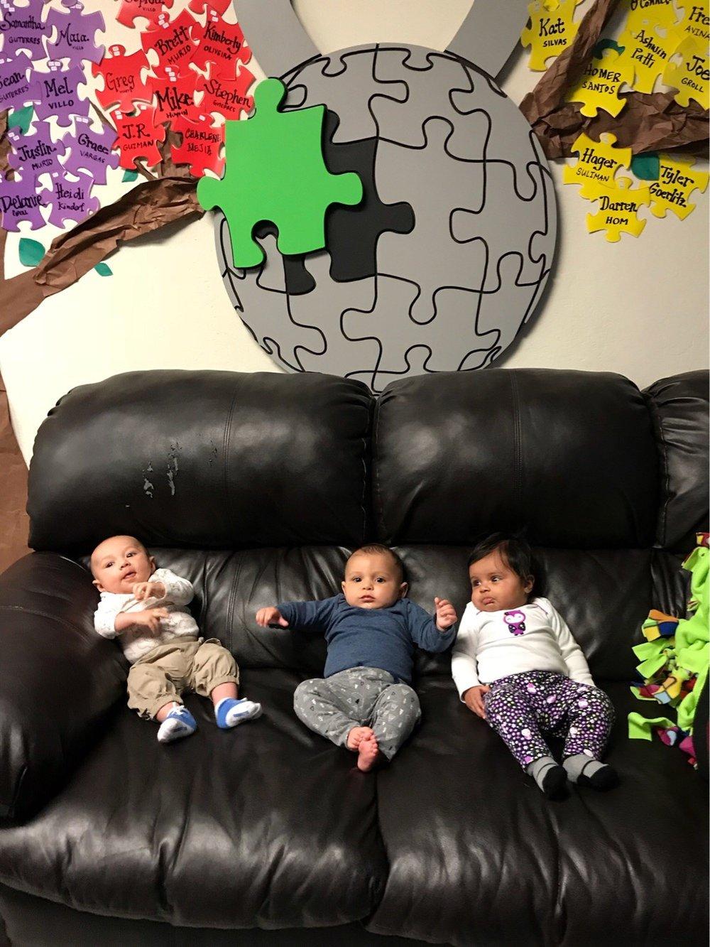 Jigsaw Summer '17 babies