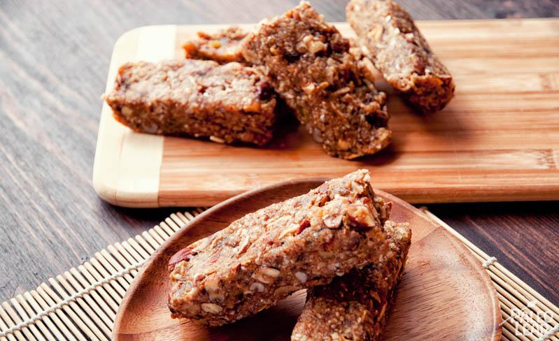 Recipe of the week - Granola Bars