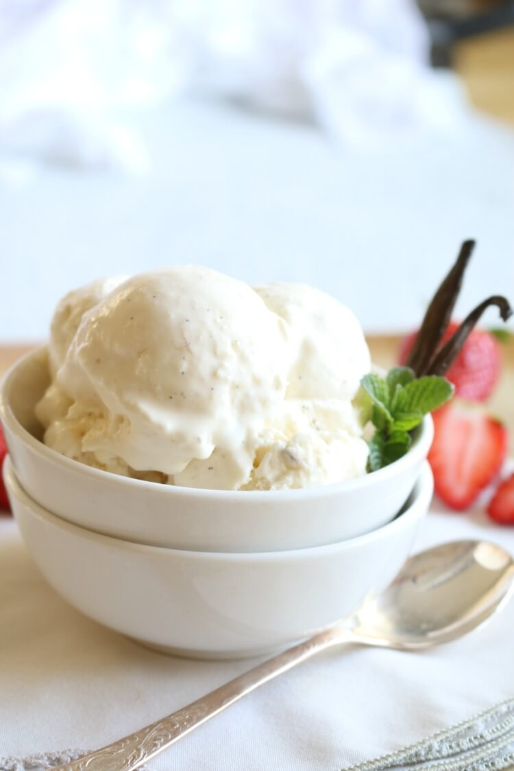 Recipe of the week - Paleo Ice Cream
