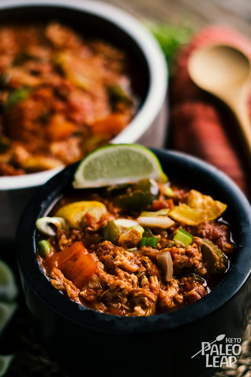 Recipe of the week - Slower cooker Mexican Chicken