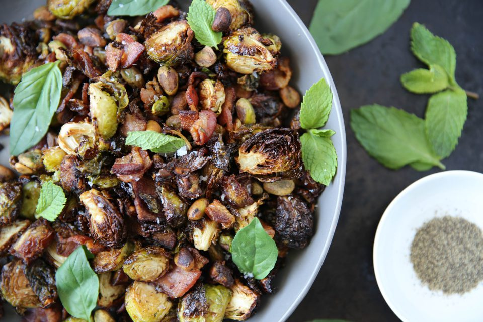 Recipe of the week - Air Fryer Brussels Sprouts