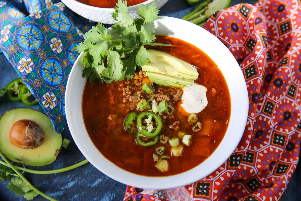 Recipe of the week - Taco Soup