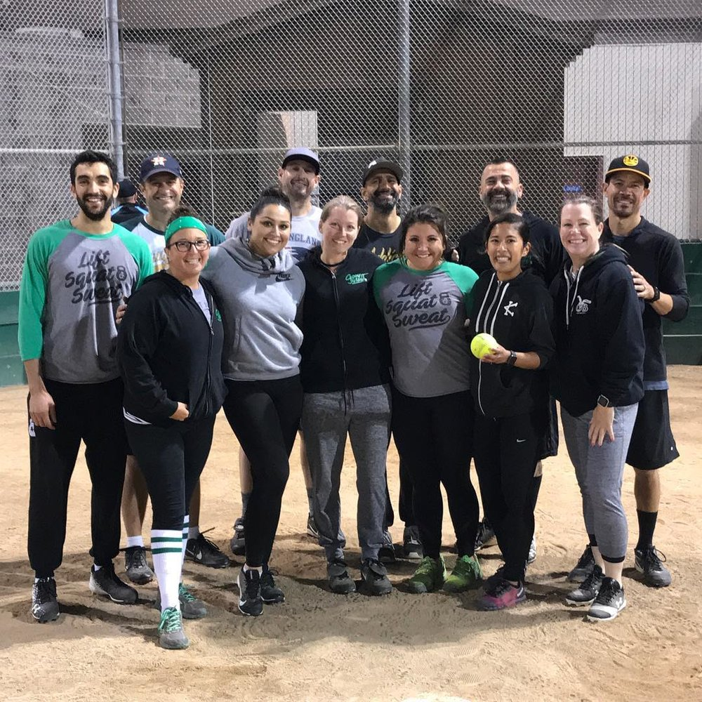 Jigsaw Softball team needs you ladies!