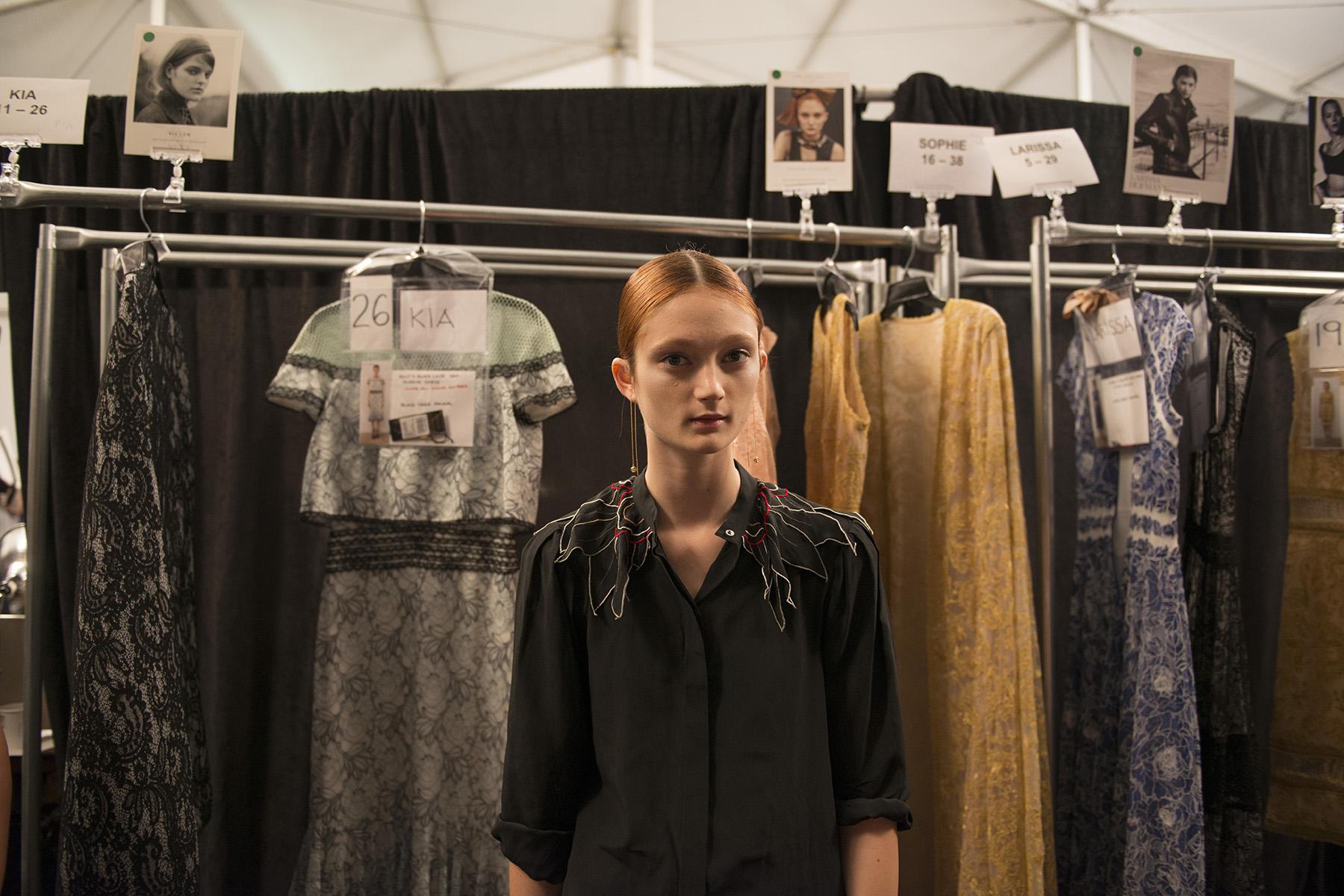 TADASHI SHOJI Spring/Summer 2015 New York Fashion Week