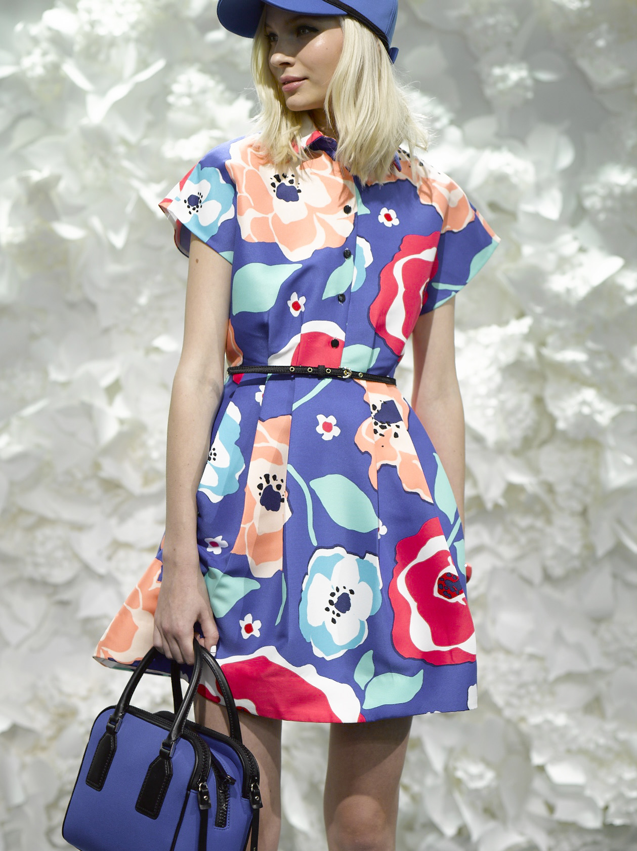 I just loved the Kate Spade, Spring/Summer 2015 collection at NYFW!