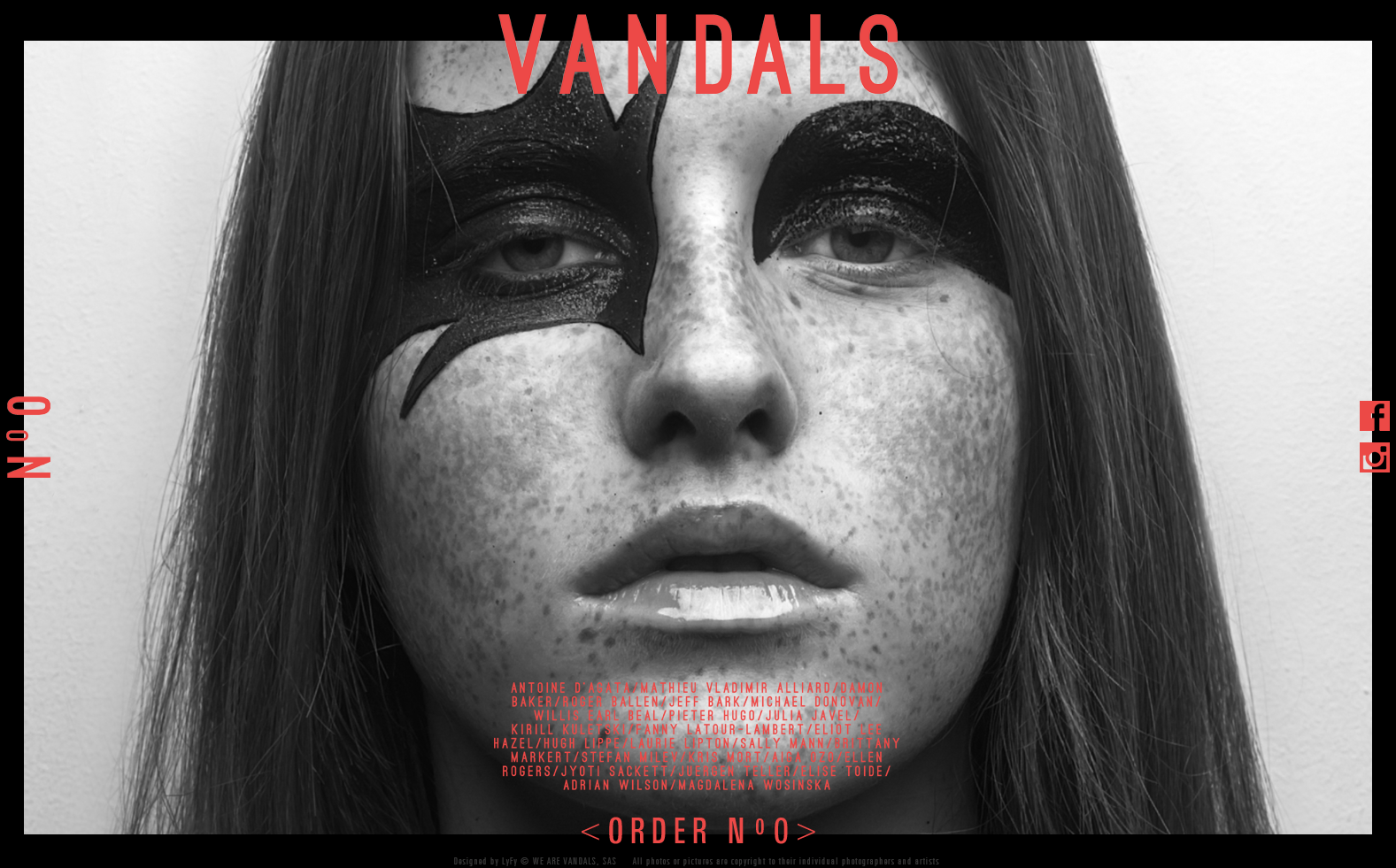 vandals magazine paris lisa jarvis