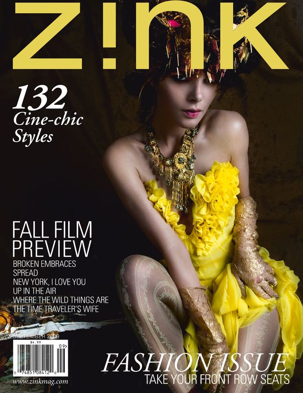 jodi jones for zink magazine