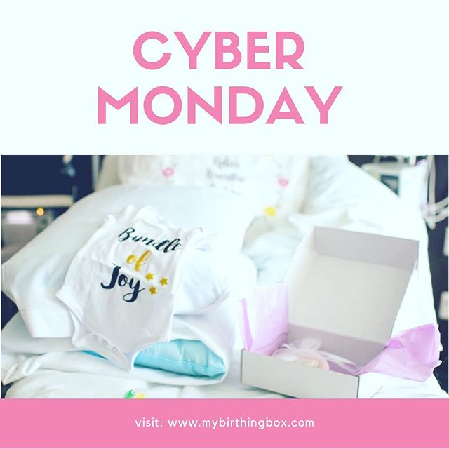 It's a CYBER MONDAY SALE.....Use code: CYBER to save 50% off your order.