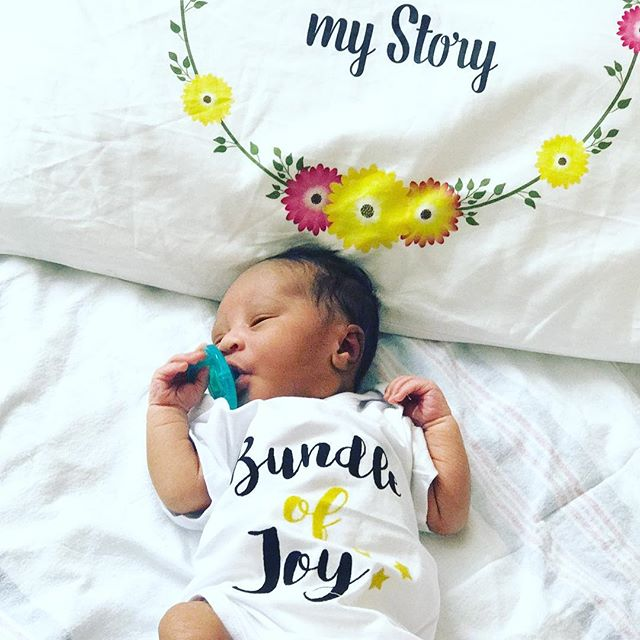 Are you expecting your bundle of joy soon? If so, click the link in our bio and your Bundle of Joy Onesie....Use code: ONESIE for 10%