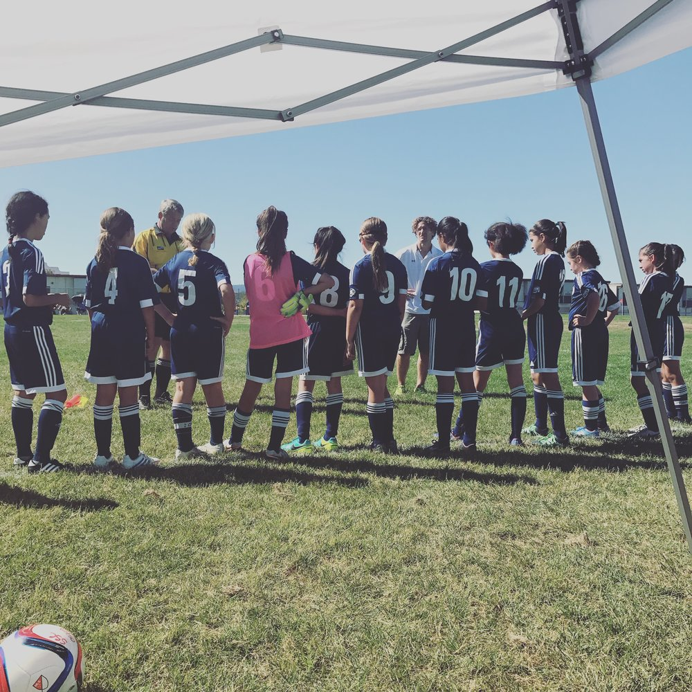 ProUSA Loved Working With Saratoga Soccer In Fall 2016!