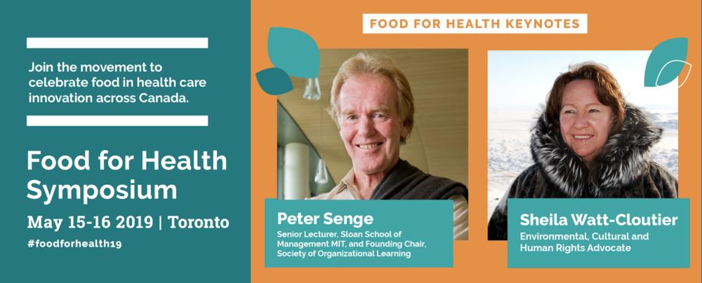nourishhealthcare.ca - Food for Health Symposium
