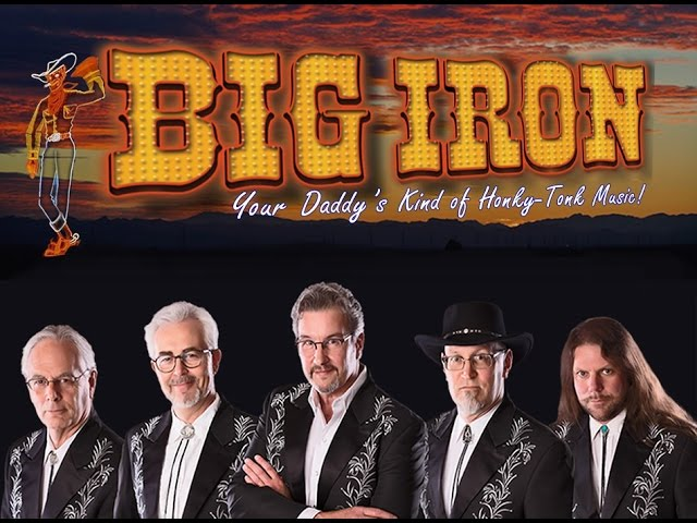 Big Iron At THE CANYON