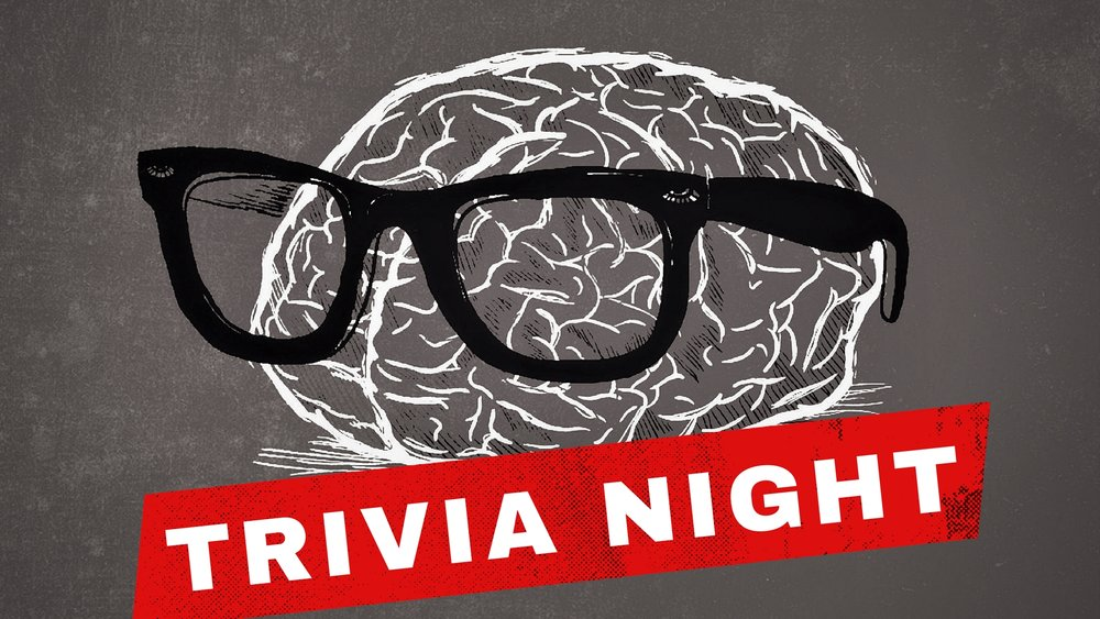 trivia at the Canyon grill and alehouse