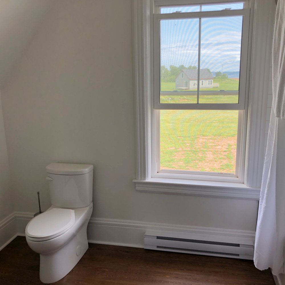 A loo with a view
