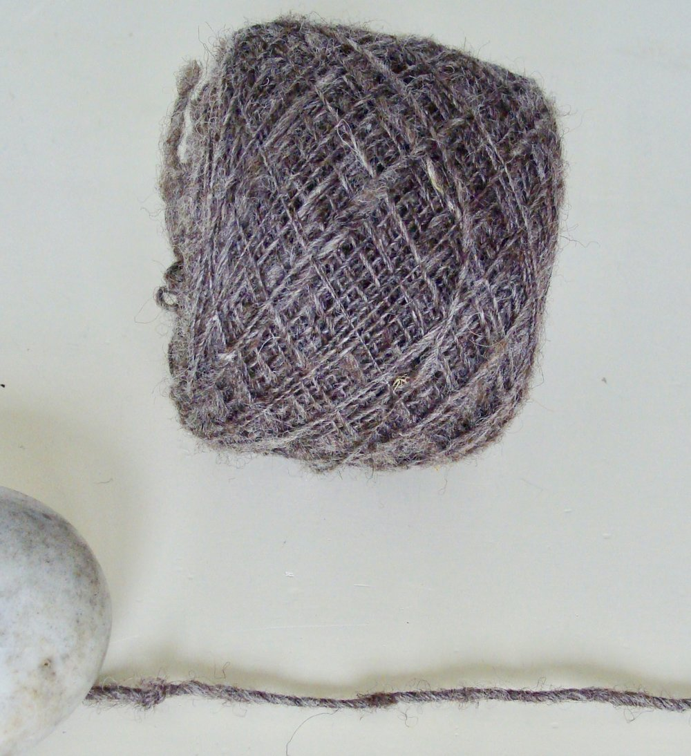 Coopworth wool handspun single