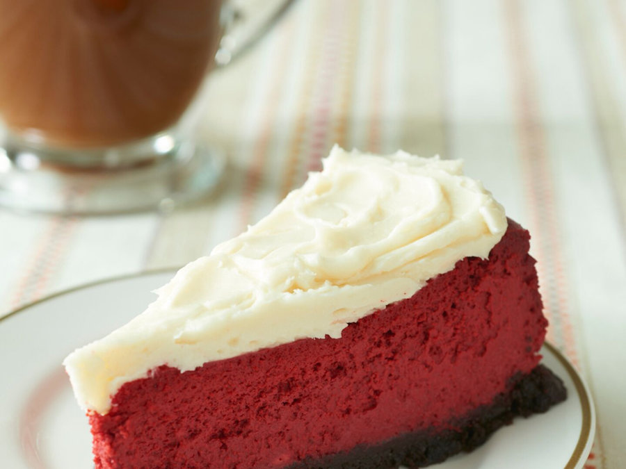 Red Velvet Cheesecake-Southern Living