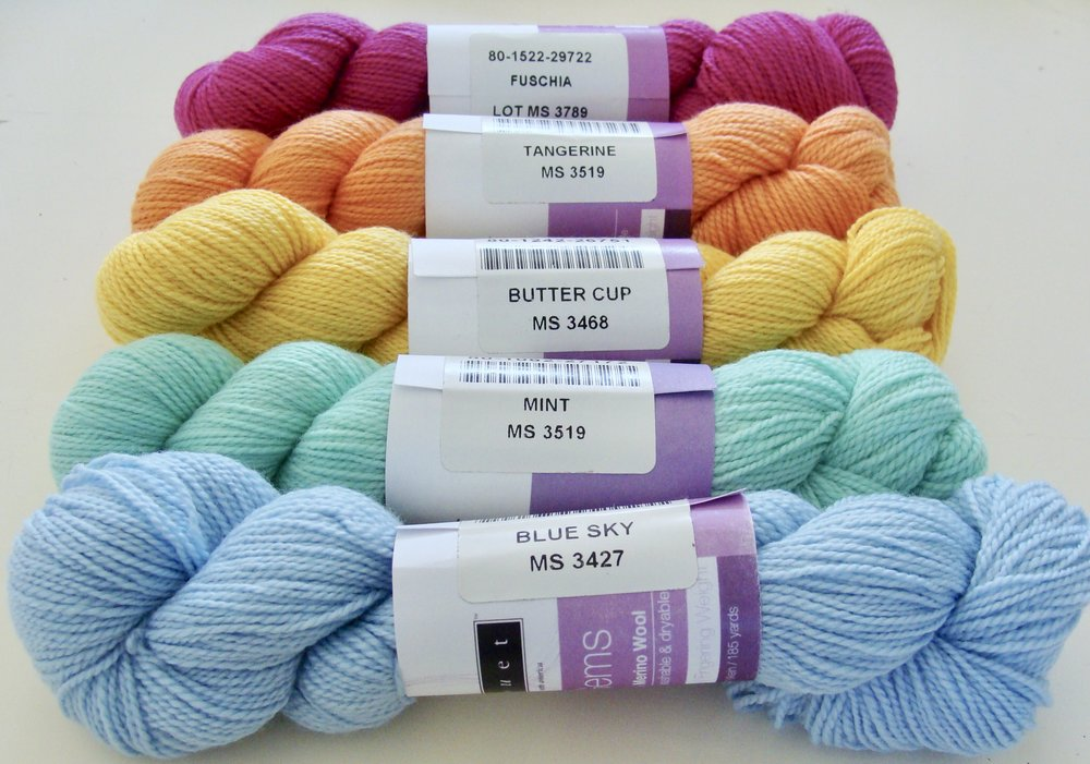 Gems Merino Wool Yarn