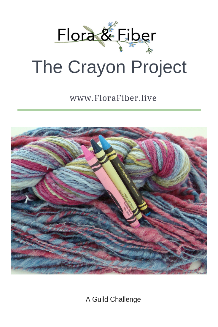 The Crayon Project pinnacle graphic