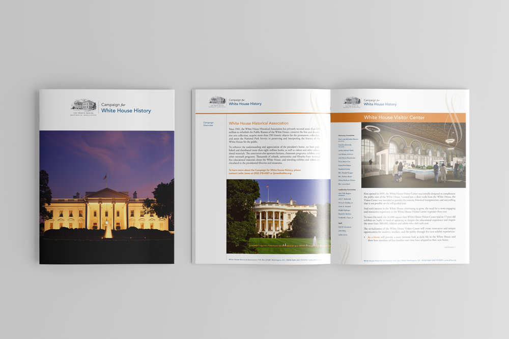 Client: the white house, washington DC