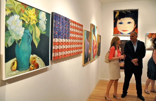 Ceres Art Gallery, NYC, 2012