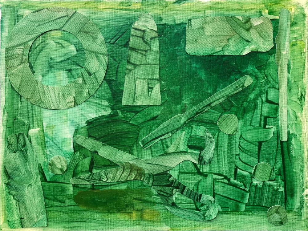 Carey Lin - Untitled (green shapes camouflage).jpg