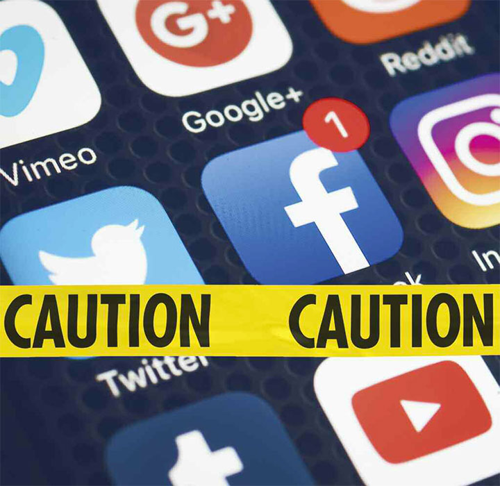 New Reasons to Be Careful What You Post on the Internet — The Cyber  Security Intellects