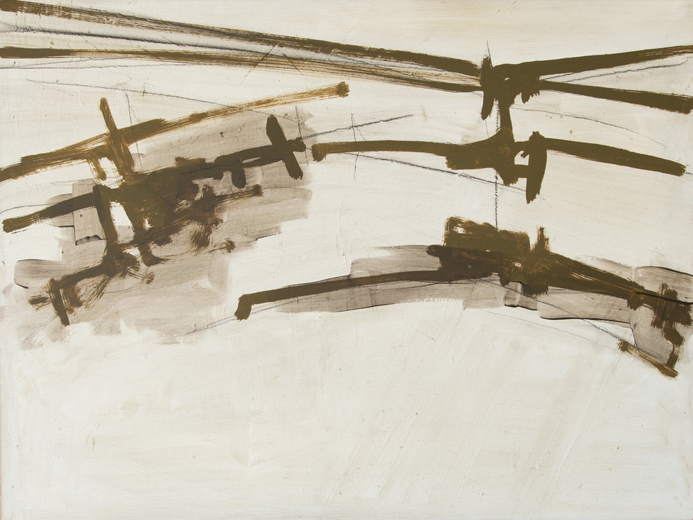 Helicopters HE-18-08, Oil on panel, 18 x 24 in, 45.7 x 60.9 cm