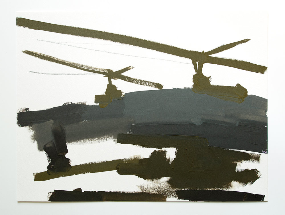 Helicopters HE-18-02 -    Available