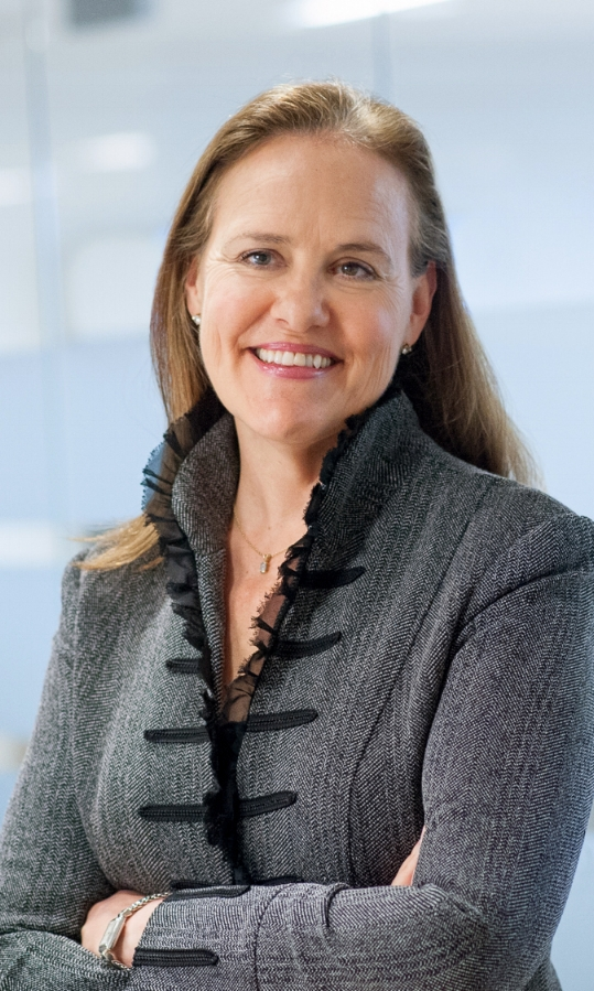 MICHÈLE FLOURNOY - CEO at the Center for New American Security and former Under Secretary of Defense for Policy