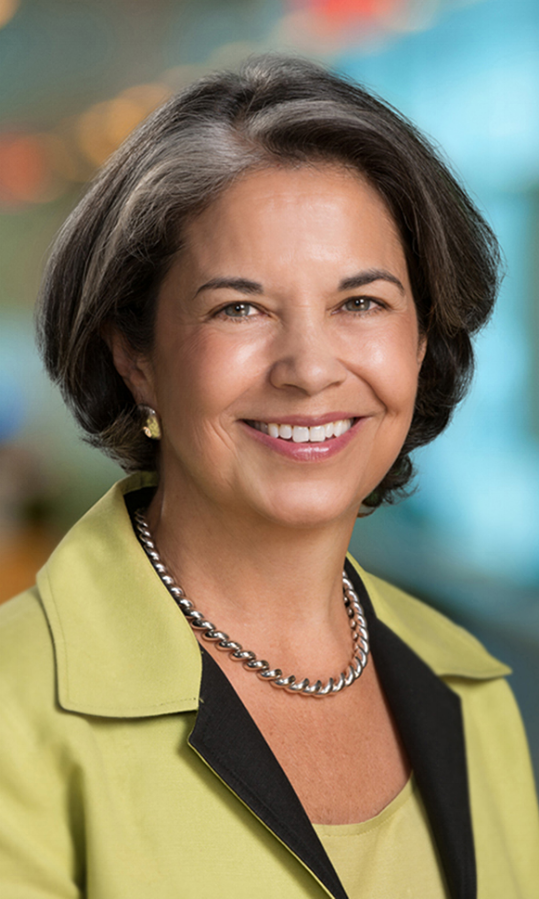 MARIA OTERO - Kresge Foundation Trustee and DAI Board Member and former Under Secretary of State for Civilian Security, Democracy, and Human Rights