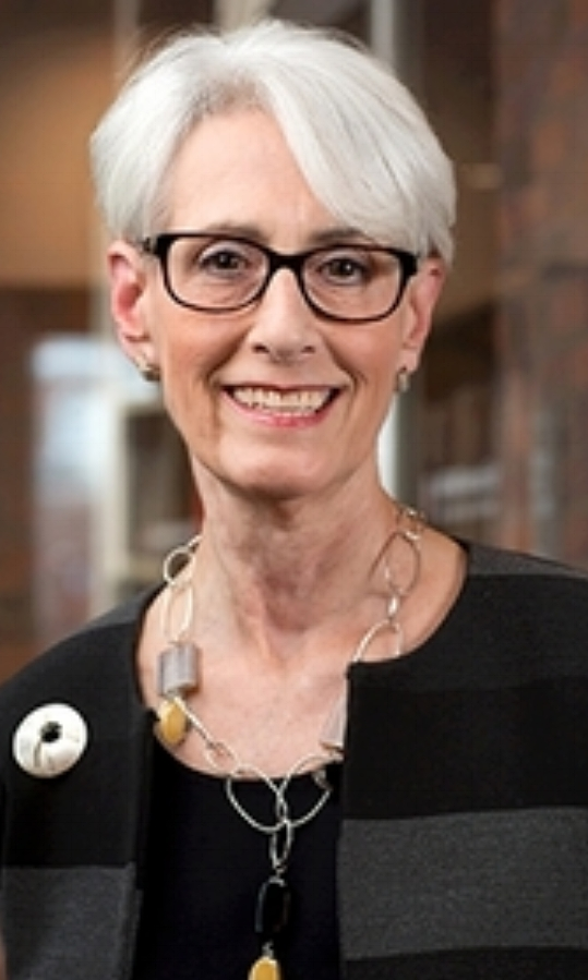AMB. WENDY SHERMAN - Senior Counselor at Albright Stonebridge Group and former Under Secretary of State for Political Affairs