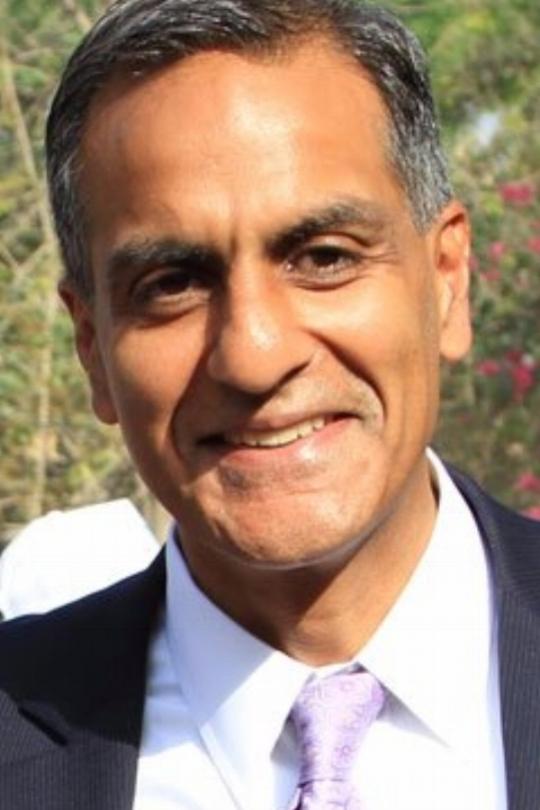AMB. RICHARD VERMA - Vice Chairman at The Asia Group and former U.S. Ambassador to India