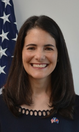 AMB. NINA HACHIGIAN - Deputy Mayor of International Affairs for the city of Los Angeles and former U.S. Ambassador to the Association of Southeast Asian Nations