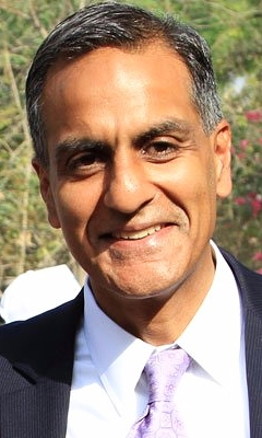 AMB. RICHARD VERMA - Vice Chairman at The Asia Group and former U.S. Ambassador to India