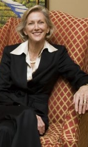 AMB. NANCY MCELDOWNEY - Director of the Master of Science in Foreign Service program at Georgetown University and former Ambassador to Bulgaria