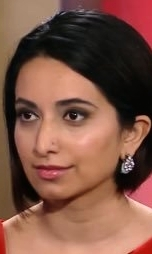 NAYYERA HAQ - Chief Executive Officer at Avicenna Strategy and former Senior Director at the White House