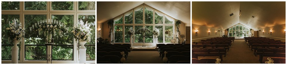 wedding chapel in hostess house