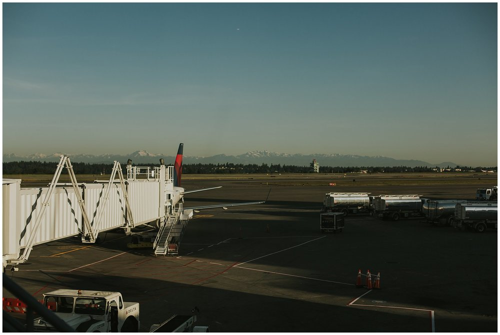 seattle airport runway
