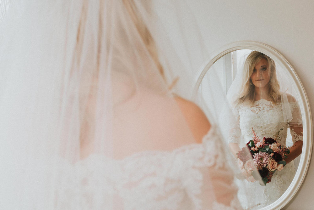 bride-looking-at-herself-in-mirror