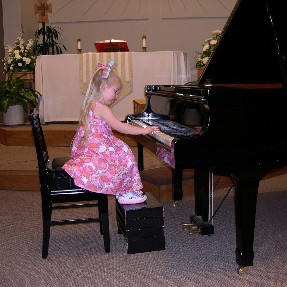 Mary's First Recital.jpg