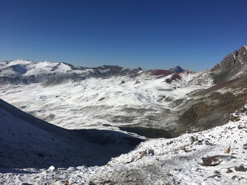 ausangate-trek-descent