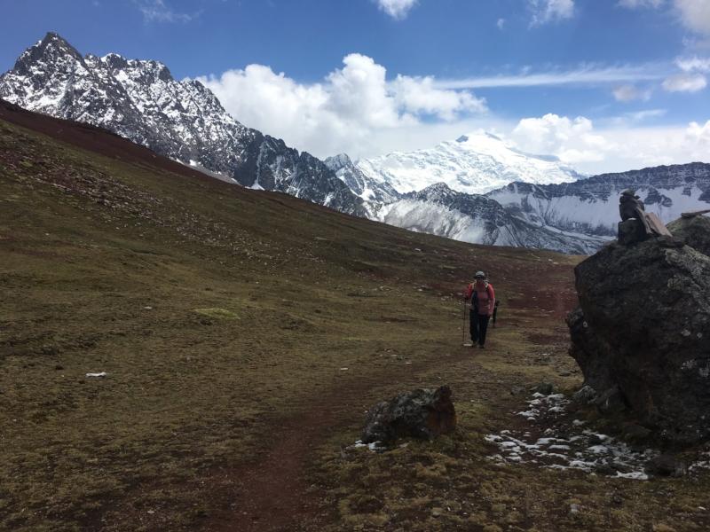 ausangate-trail-walking