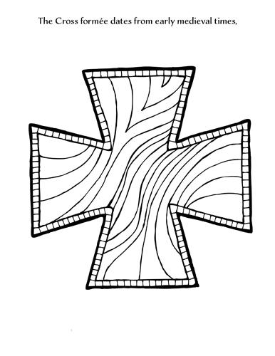 Cross Formee
