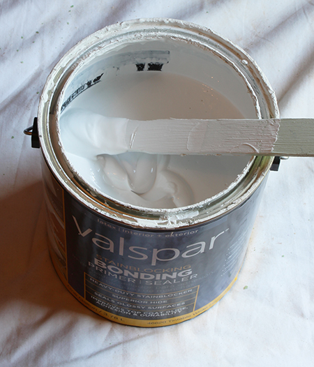 Really heavy bodied paint