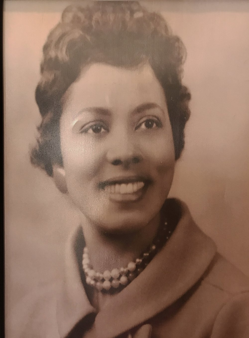 My beautiful Aunt, Mayme Lee Euell.