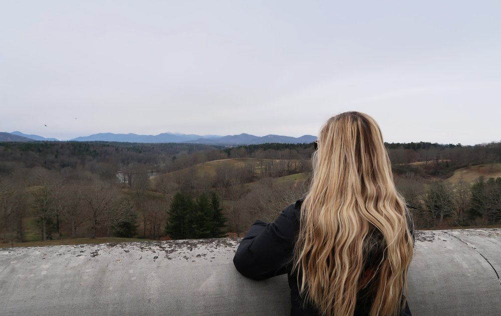 Million-dollar views from The Biltmore