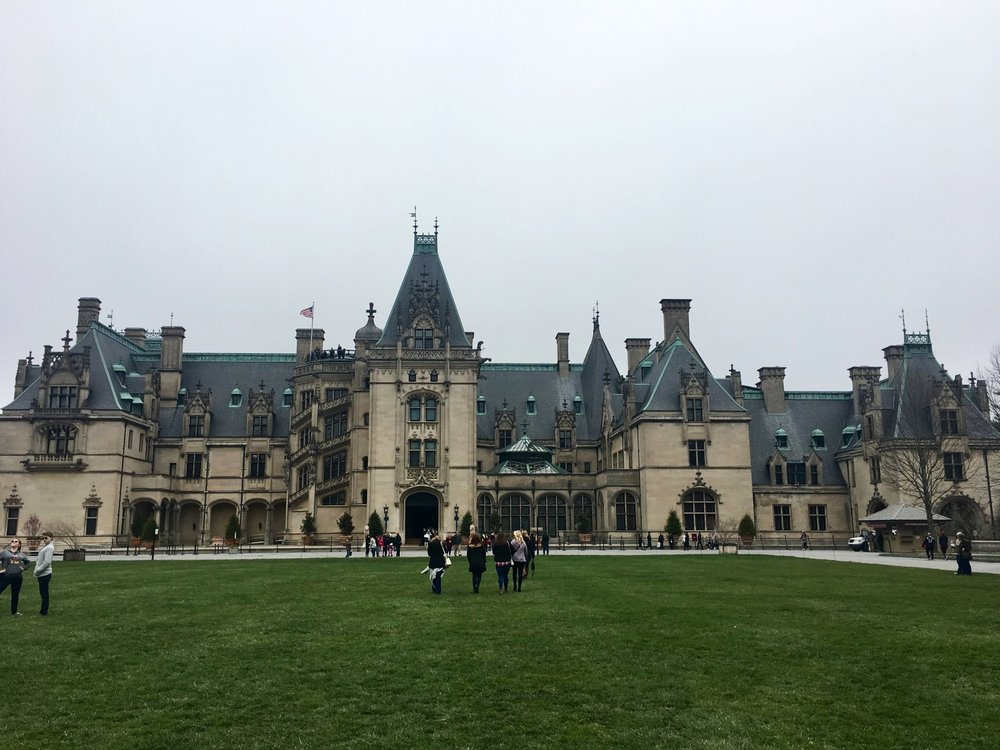 The grand Biltmore Estate