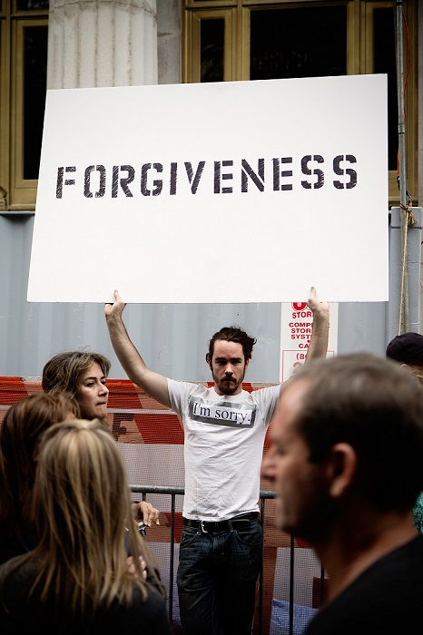 Learn to forgive -